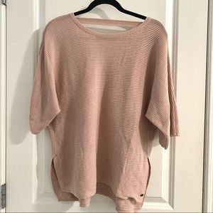 Sweaters - Pink lightweight sweater